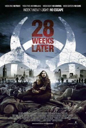 28 Semaines plus Tard - Science-Fiction, Thriller