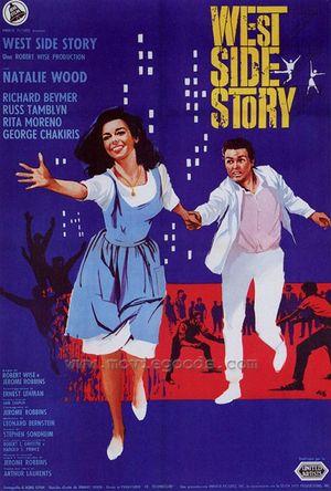 West side story - Comédie dramatique, Musique