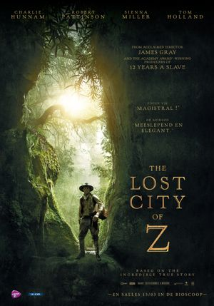 The Lost City of Z - Action, Aventure