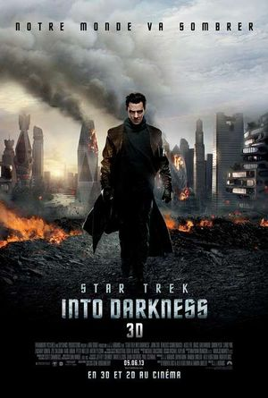 Star Trek into darkness - Action, Science-Fiction, Thriller, Aventure
