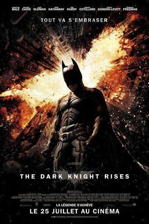 The dark knight rises - Action, Thriller