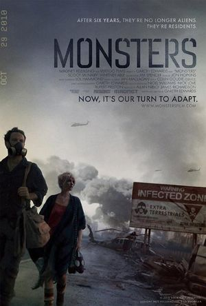 Monsters - Horreur, Science-Fiction, Thriller, Drame