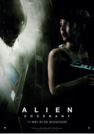 Alien: Covenant - Actie, Science-Fiction, Drama
