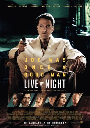 Live By Night - Politie