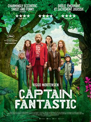 Captain Fantastic - Drama
