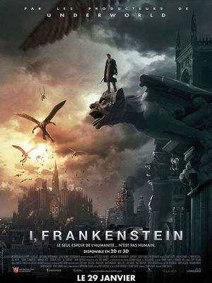 I, Frankenstein - Horror, Thriller