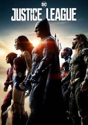 Justice League - Actie, Fantasy, Avontuur