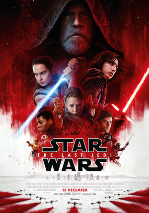 Star Wars VIII : The Last Jedi - Actie, Science-Fiction, Avontuur
