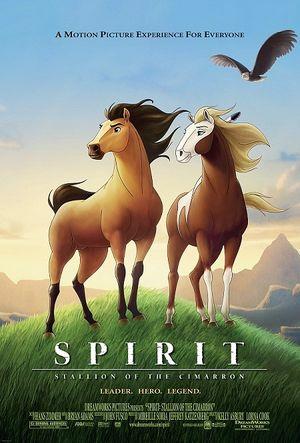 Spirit: Stallion of the Cimarron - Tekenfilm