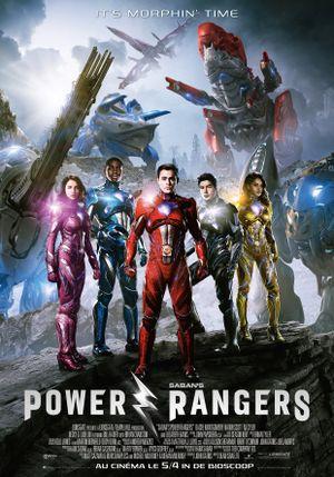 Power Rangers - Familie, Actie, Avontuur