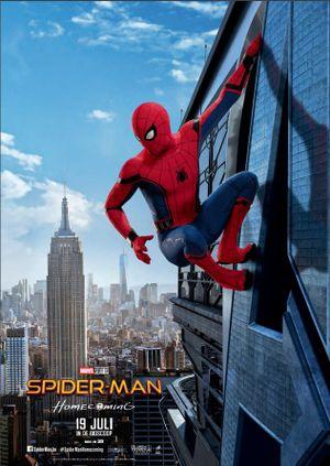 Spider-Man: Homecoming - Actie, Fantasy, Avontuur