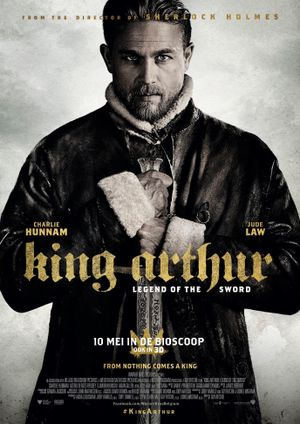 King Arthur: Legend of the Sword - Actie, Historische film, Fantasy, Avontuur