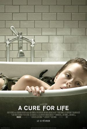 A Cure for Wellness - Horror, Drama