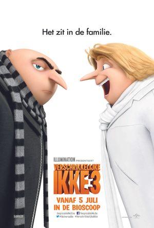 Despicable Me 3 - Komedie, Avontuur, Animatie Film