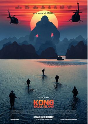 Kong: Skull Island - Actie, Fantasy, Avontuur