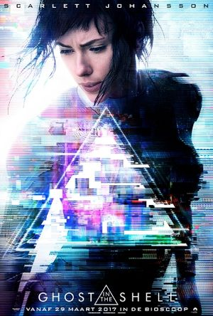 Ghost in the Shell - Actie, Thriller, Drama