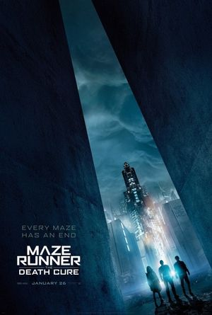 The Maze Runner: The Death Cure - Science-Fiction