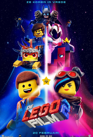 The Lego Movie Sequel - Animatie Film