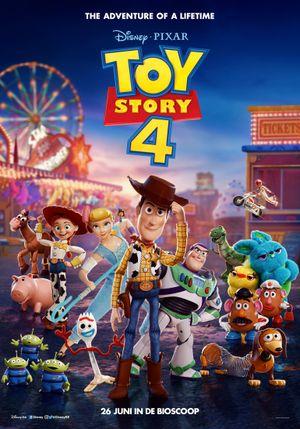 Toy Story 4 - Familie, Komedie, Animatie Film