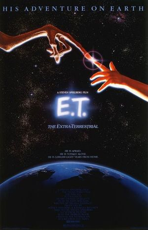 E.T. : The Extra-Terrestrial - Science-Fiction