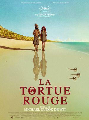The Red Turtle - Animatie Film