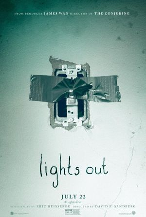 Lights Out - Horror