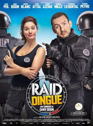Raid Dingue - Actie, Komedie