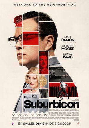 Suburbicon - Politie, Komedie