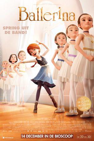 Ballerina - Familie, Animatie Film, Avontuur, Muziek