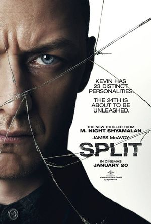 Split - Horror, Thriller