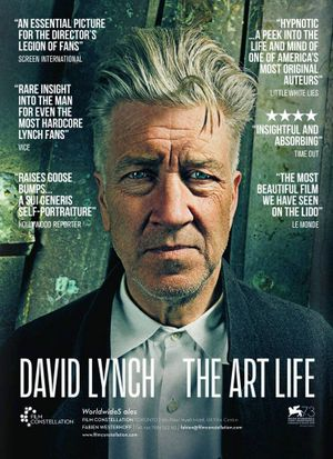 David Lynch the Art Life - Documentaire
