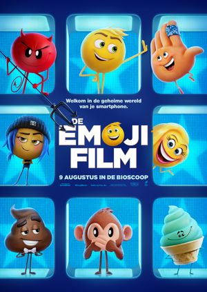 The EMOJIMovie: Express Yourself - Animatie Film, Familie