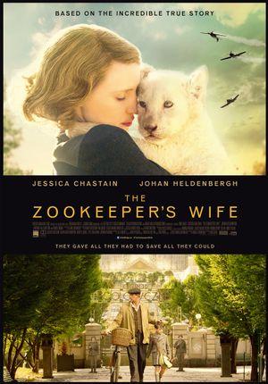 The Zookeeper's Wife - Historische film, Drama