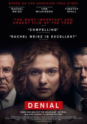 Denial - Biografie, Drama, Historische film