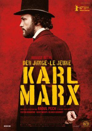 Der Junge Karl Marx - Biografie, Drama