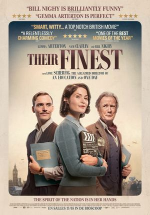 Their Finest - Drama, Komedie, Romantisch