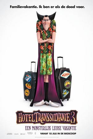 Hotel Transylvania 3 - Familie, Komedie, Fantasy, Animatie Film
