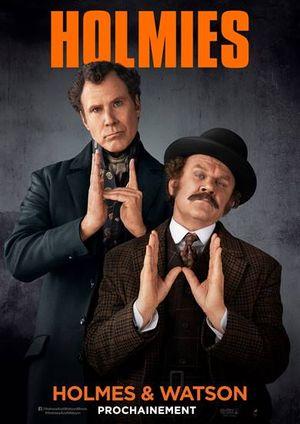 Holmes & Watson - Avontuur, Komedie