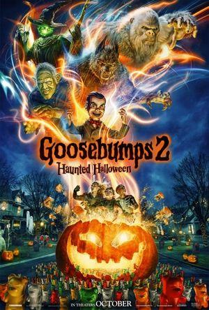 Goosebumps 2 - Familie, Komedie, Fantasy, Avontuur