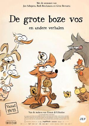 Le Grand Méchant Renard et autres Contes... - Familie, Animatie Film