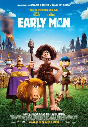 Early Man - Animatie Film