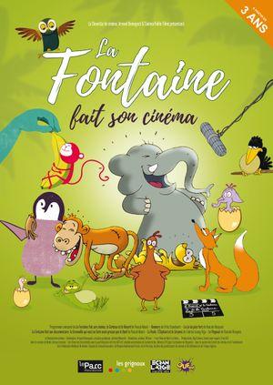 La Fontaine fait son Cinéma - Tekenfilm