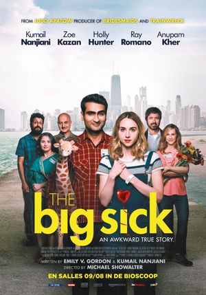 The Big Sick - Komedie, Romantisch