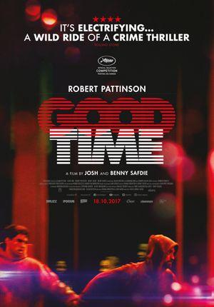 Good Time - Politie, Drama