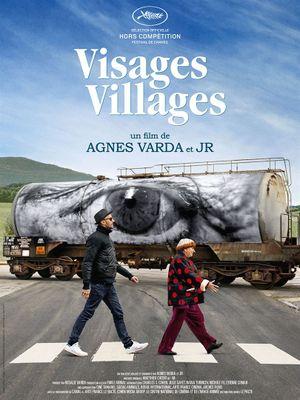 Visages, villages - Documentaire