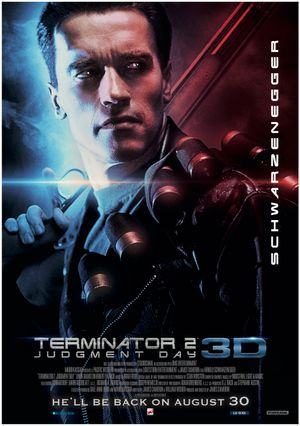 Terminator 2: Judgment Day (3D) - Actie, Science-Fiction, Thriller