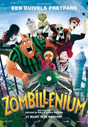 Zombillénium - Animatie Film
