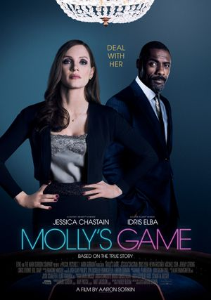 Molly's Game - Biografie, Drama