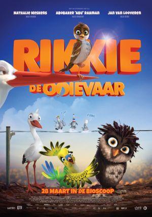 Rikkie De Ooievaar - Animatie Film, Familie