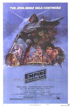 Star Wars Episode 5 : The Empire Strikes Back - Fantasy, Avontuur